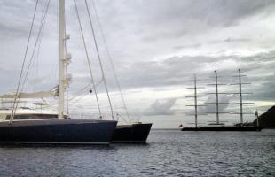 Boot, Yacht oder Schiff, das ist hier die Frage