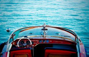 Riva Aquarama: Das Motorboot der Schönen und Reichen