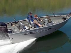 Lund Boats 1650 Rebel XL SS Fishing Boat