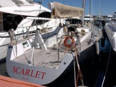 Baltic 50 Scarlet Yacht � voile