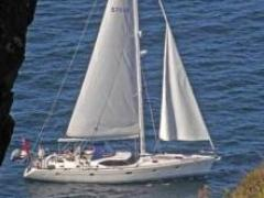 Oyster 575 Patrice Sailing Yacht