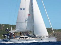 Oyster 56 Dreams Come True Sailing Yacht