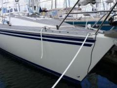 Scanner 391 Sailing Yacht