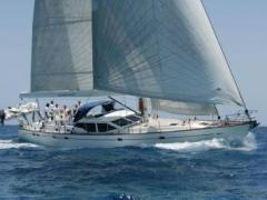 Oyster 66 Goodwinds Sailing Yacht