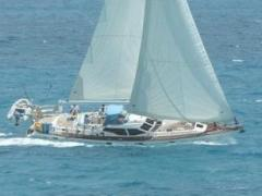Oyster 53 Dragonfly Sailing Yacht