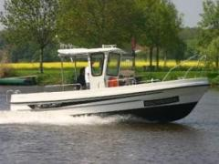 Venatus Open Fishing Deck Boat