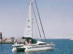 Prout 39 Sailing Yacht