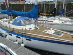Oyster 39 Sailing Yacht