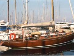 Molich Sparkman and Stephens 36 Yacht � voile