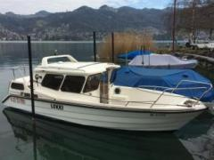 Linex Sea Star S23TD Pilothouse Boat