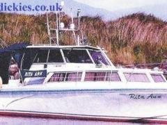 Marine Yachting Project Princess 32 Motor Yacht