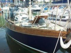 Rossiter Yachts 27 Pintail Keelboat